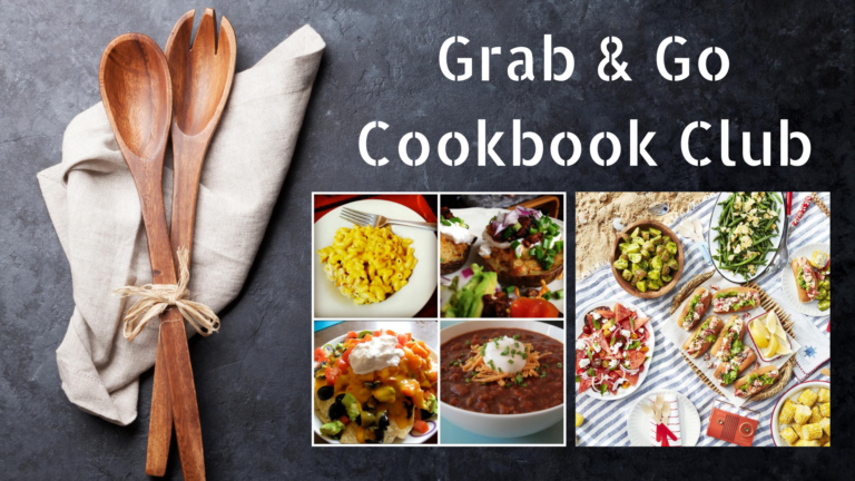 Grab and Go Cookbook Club