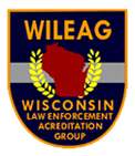 Wisconsin Law Enforcement Accreditation Group Patch
